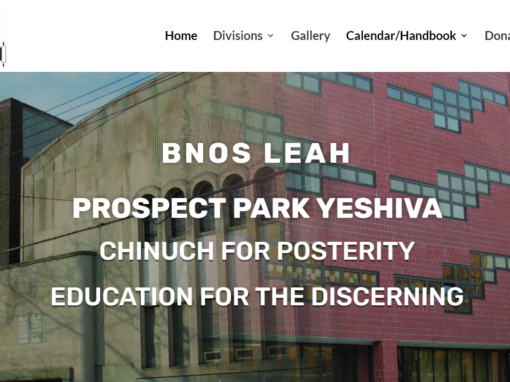 Bnos Leah Prospect Park Yeshiva